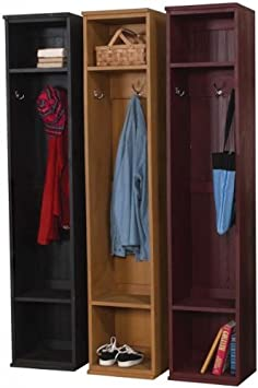 Entryway lockers home interior design styles Hallway lockers for home