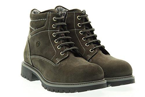 NERO GIARDINI TEEN boot A634050M/101 38 Antracite