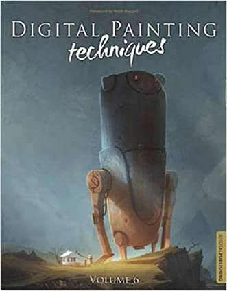 Digital Painting Techniques: Volume 6