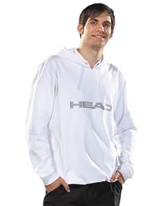 Head Sweat à capuche Homme blanc M