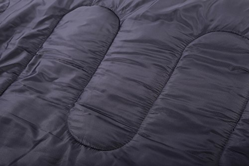 Aircee-30-Degree-F-Flannel-Liner-4-Season-Cool-Weather-Traveling-Camping-Hooded-Sleeping-Bag