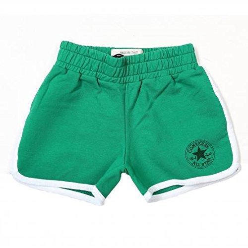 CONVERSE FLEECE SHORT CT GIRL BAMBINO 5