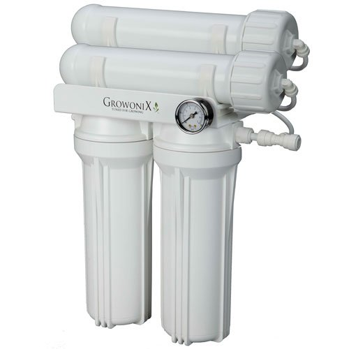 reverse osmosis filter change instructions
