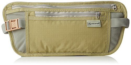 Highlander Double Money Belt - Green