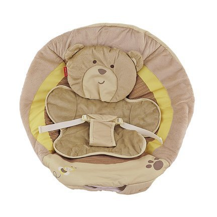 Fisher-Price My Little Snugabear - Deluxe Bouncer - Replacement Pad (Fisher Price My Little Lamb compare prices)