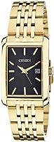 Citizen Analog Black Dial Men's Watch - BH1672-52E
