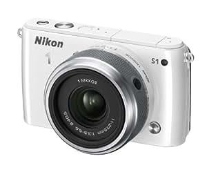 Nikon 1 S1 Appareil Photo Numérique Hybride 10.1 Mpix + Optique 11-27,5 + Optique 30/110mm
