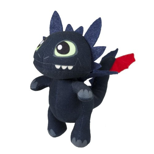 DreamWorks Dragons Defenders of Berk - Dragon Buddies - Toothless - 1
