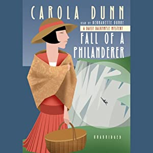 Fall of a Philanderer: A Daisy Dalrymple Mystery | [Carola Dunn]
