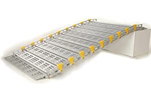 Roll-A-Ramp Wide Ramp, 9-Feet Long by 36-Inch