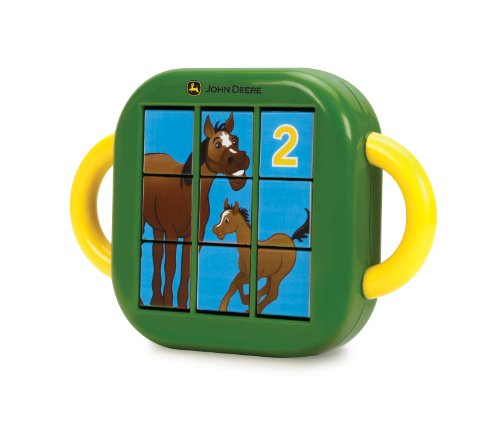 Ertl John Deere First Animal Puzzle front-950167