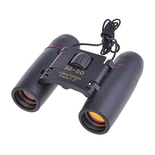 Neewer� 30 x 60 Zoom Day & Night Vision Folding Binocular Telescope W/ Clean Cloth and Carry Case for Bird Watching, Walking, Climbing, Boating, Travel, as well as other Outdoor Recreations