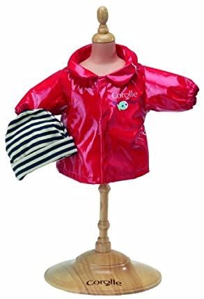 "Corolle Mon Premier 12"" Doll Fashions (Rainy Day Set) at Sears.com"