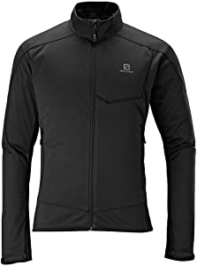 Buy Salomon Mens Mount Baron Windstopper Jacket by Salomon