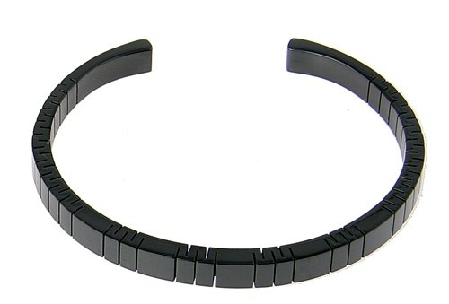 Titanium Bangle Bracelet – Width: 5mm – High Polish