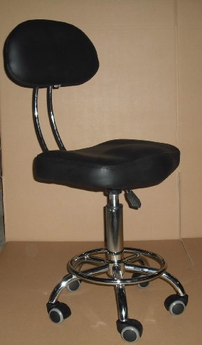 Healthline Salon Massage Beauty Table Gas Lift Stool Facial