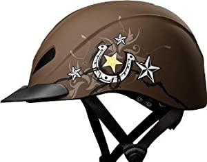 Troxel Rebel Rodeo Helmet Medium Star