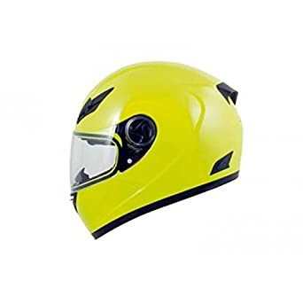 Casque boost b550 jaune fluo s - Boost BS05513