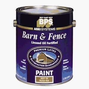 Non Toxic Barn And Fence Paint For Horse Stalls
