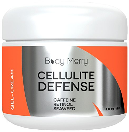 Caffeine Activated Cellulite Cream For Firming