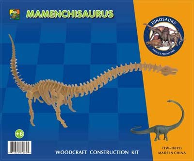 Cheap China Towins Gifts & Toys DINOSAUR-mamenchisaurus (3D WOODEN PUZZLE) (B0037FHF8K)