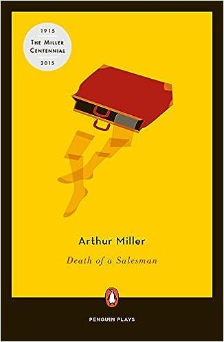 Death Of A Salesman, Miller, Arthur