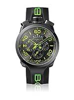 Bomberg Reloj con movimiento cuarzo suizo Man Bolt68 Neon 45 mm