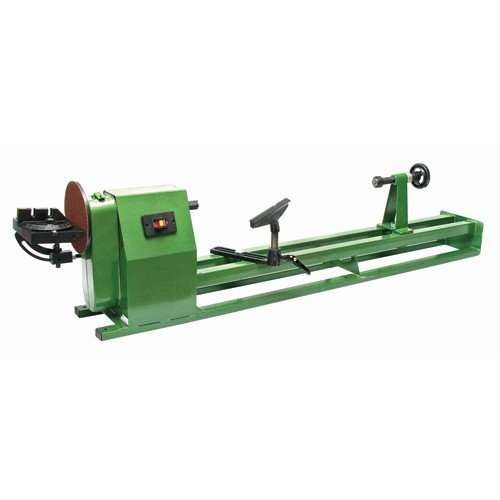 "Learn More About Variable Speed 14"" X 40"" Lathe with 7"" Sander; Includes Three 7&quot..."