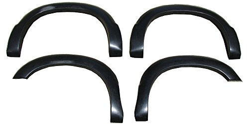 Street Scene 950-57250 Sport Fender Flare Set (1998 Chevy S10 Fender Flares compare prices)