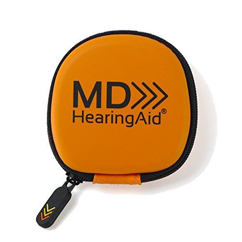 MDHearingAid Hearing Aid Case (Case Only)