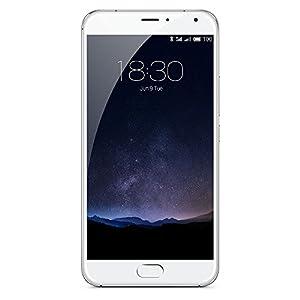 Meizu Pro 5 64GB UK Version Sim-Free 4G Smartphone - Silver/White