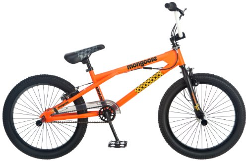 Mongoose Dibbs Freestyle Bike (20-Inch)