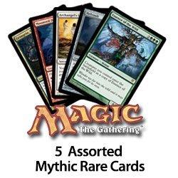 5 Assorted Mythic Rares Magic the Gathering MTG - 1