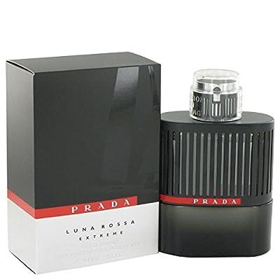Prada Luna Rossa Extreme Eau De Parfum Spray for Men, 3.4 Fluid Ounce