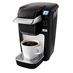 Keurig B31BLACK K-Cup Single Cup Coffee & Tea Brewing System Black