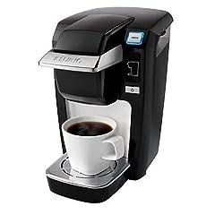 Keurig B31BLACK K-Cup Single Cup Coffee & Tea Brewing System Black