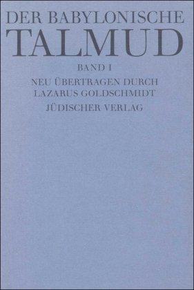 Book Der Babylonische Talmud. Sonderausgabe.