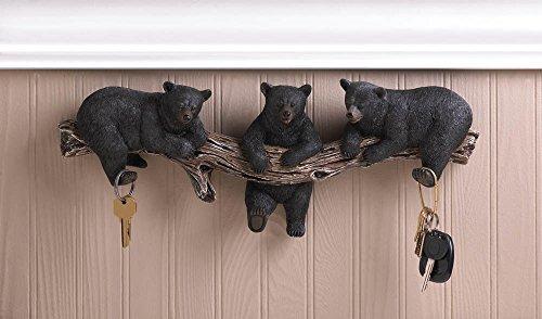 Black Bear Trio Hooks - 1