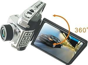 """Full HDMI 1080P HD 2.5"""" TFT Digital Car Camera Video Recorder Sport DVR Camcorder F900 - Digi4u"""
