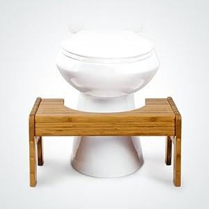 Amazon Com Squatty Potty 174 Tao Bamboo Adjustable Health