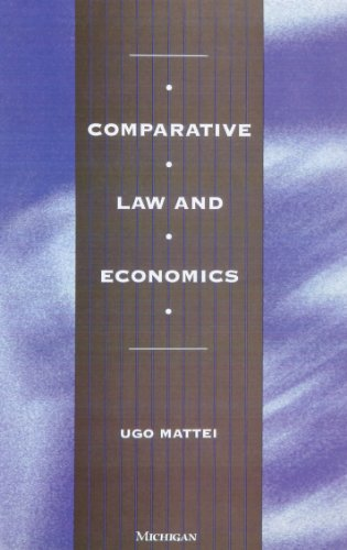 Image for publication on Comparative Law and Economics