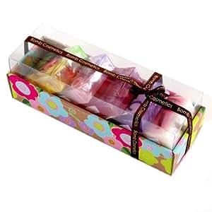 Bomb Cosmetics Sliced Soap Gift Set - Set of 5