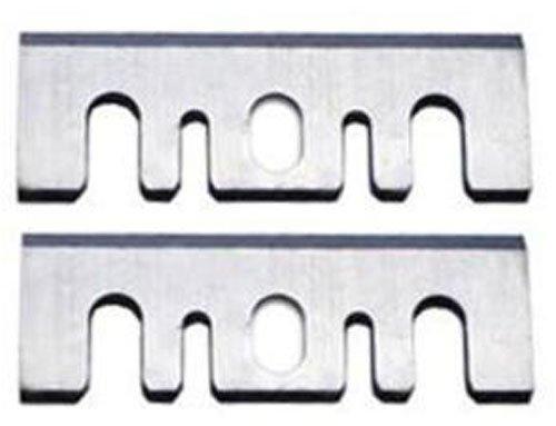 POWERTEC 128330 3-1/4-Inch HSS Planer Blades for Hitachi P20SBK, Set of 2