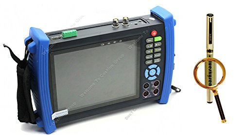 "Blueskysea Free Gift Gel Pen+ 7"" Cctv Security Camera Tester Monitor Analog Hdmi Vga Hvt-3600M Multimeter"