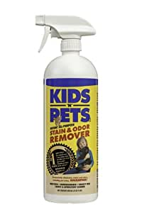 KIDS N PETS Stain and Odor Remover, 27-Ounce