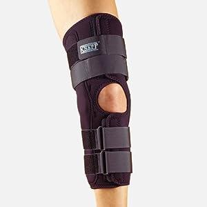 Hely Weber Kuhl Knapp Hinged Knee Brace 16 Heavy Hinges L by Hely Weber