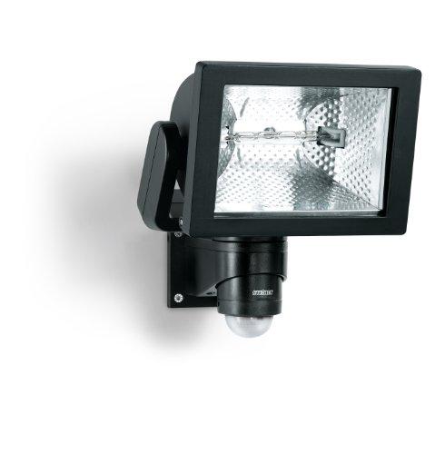 Steinel HS500 Sensor Flood Light, Black