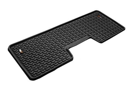 Rugged Ridge 82952.12 Black All-Terrain Rear Floor Liner - 1 Piece front-317848