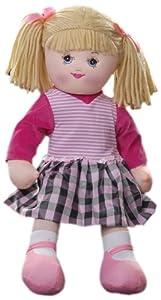 Play n Pets PNP-3382-4 Soft Doll 60cm (Large)