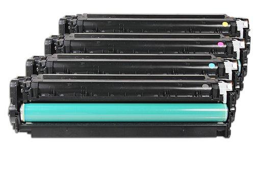 rebuilt-for-canon-i-sensys-mf-8580-cdw-718-2659b002-toner-set-black-cyan-magenta-yellow-for-approx-1